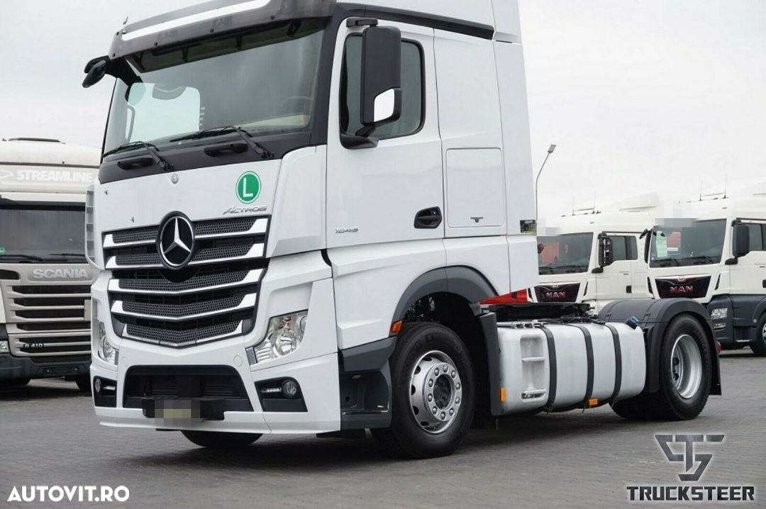Mercedes-Benz Actros 1845 MP4 Euro6 GigaSpace 03/2014 - 22