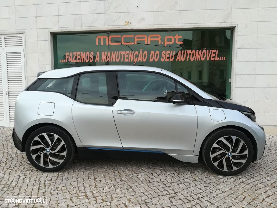 BMW i3 REX Extensor Automonia 250 K/M Confort Advance - 1