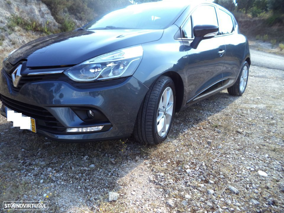 Renault Clio Limited DCI - 1