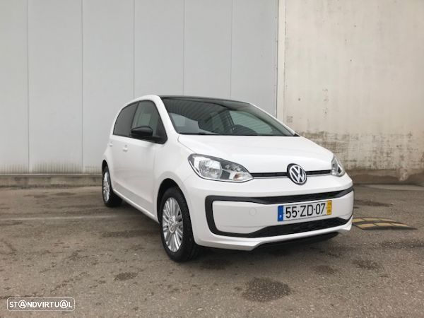 VW Up 1.0 bmt move ! - 1
