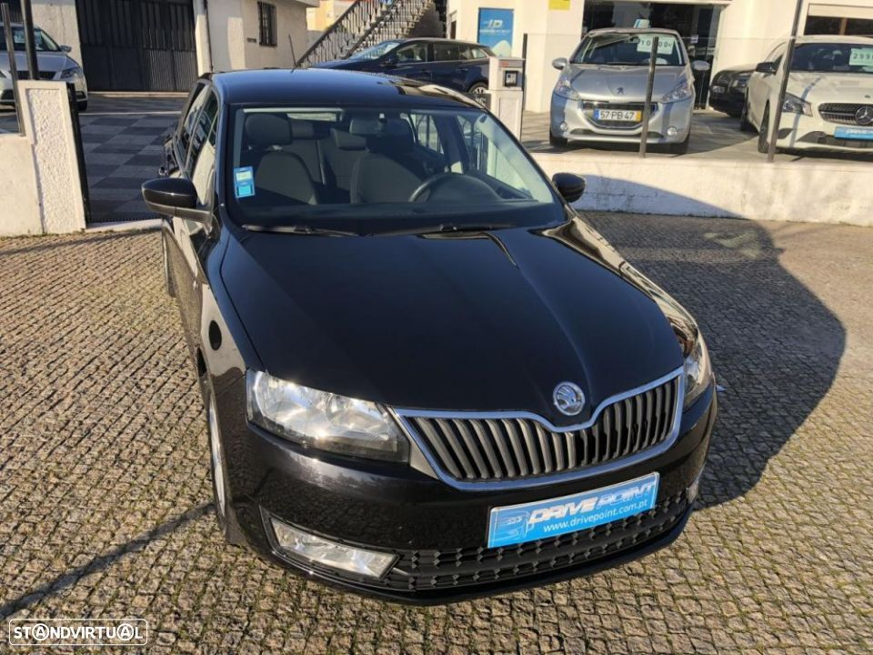 Skoda Rapid Spaceback 1.6 TDi Ambition - 5