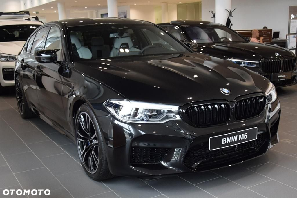 BMW M5 Competition 625KM - 1