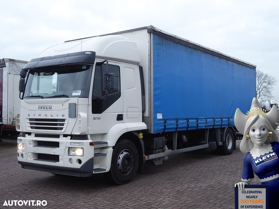 Iveco AS190S31 STRALIS MANUAL - 1