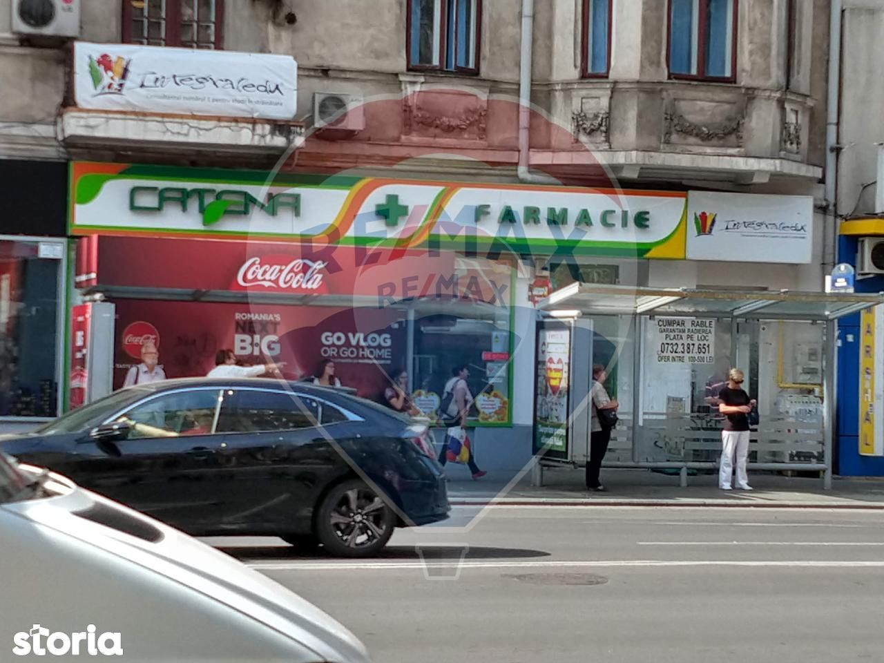 Spatiu Comercial de inchiriat, București (judet), Strada Biserica Amzei - Foto 3
