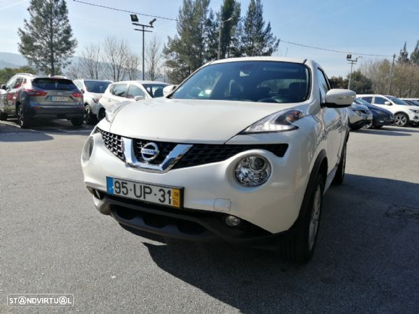Nissan Juke 1.5 DCI n-connecta - 1