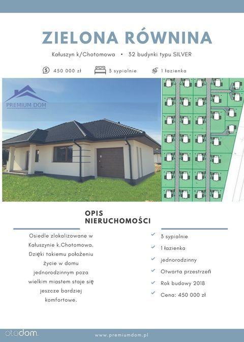 Dom na sprzedaż, Kałuszyn, legionowski, mazowieckie - Foto 4