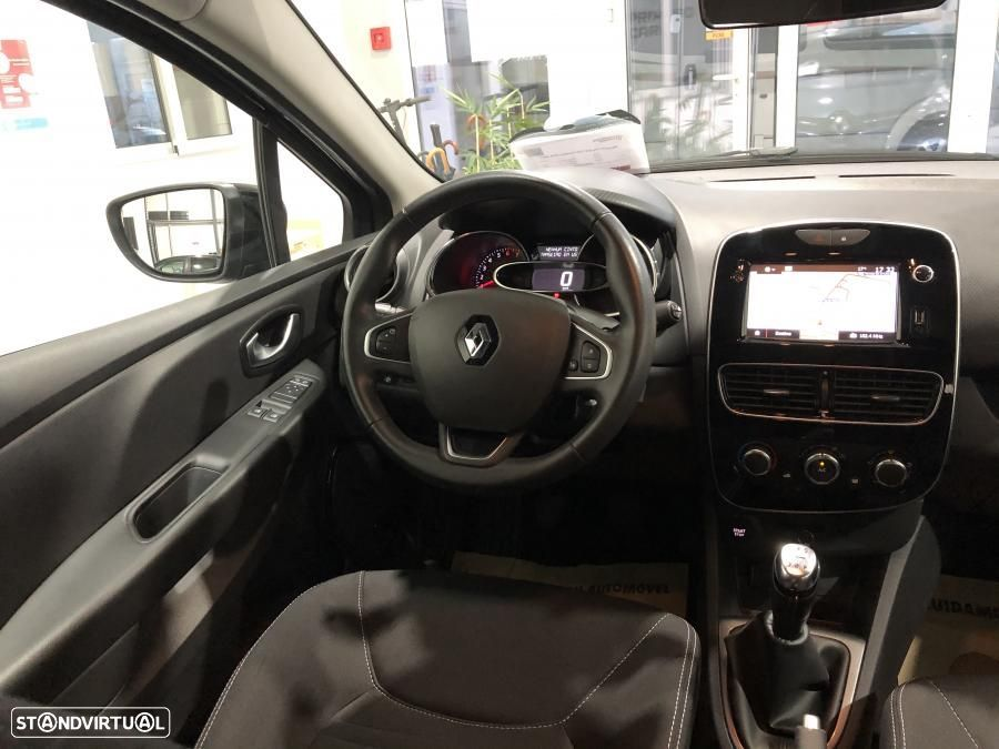 Renault Clio 0.9 TCe Limited GPS 90cv - 26