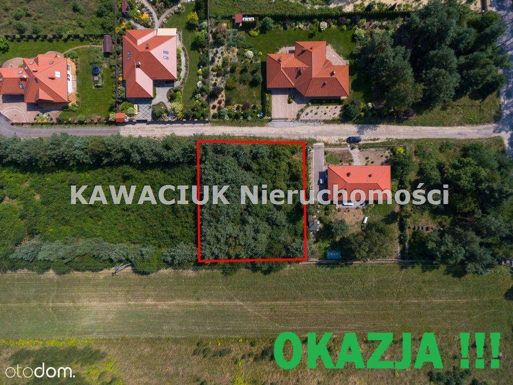 Działka na sprzedaż, Dąbrowa, tomaszowski, łódzkie - Foto 1