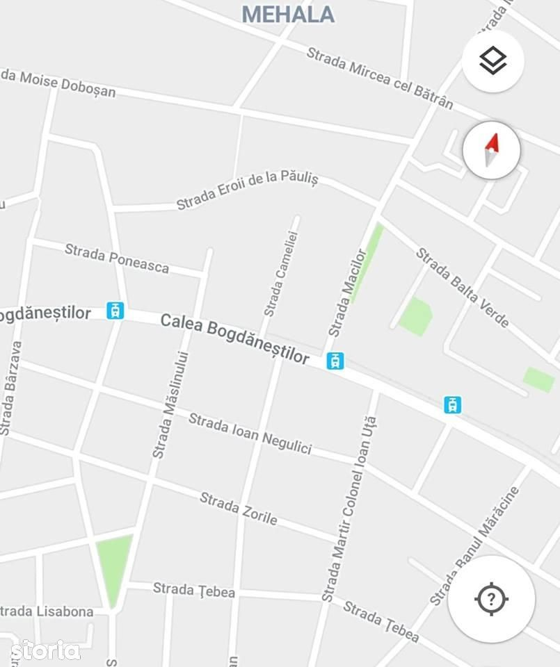 Teren de Vanzare, Timisoara, Timis, Bogdanestilor - Foto 1