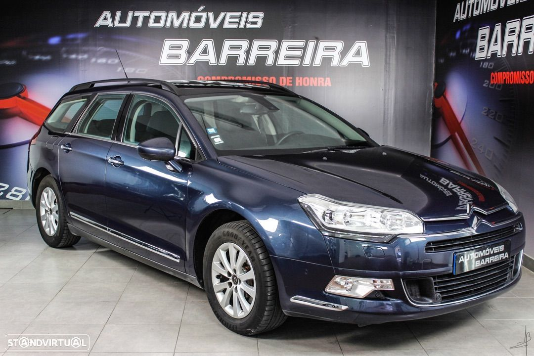 Citroën C5 Tourer 1.6 e-HDi Business Air - 17