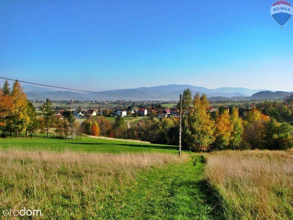Działka na sprzedaż, Lipowa, żywiecki, śląskie - Foto 6