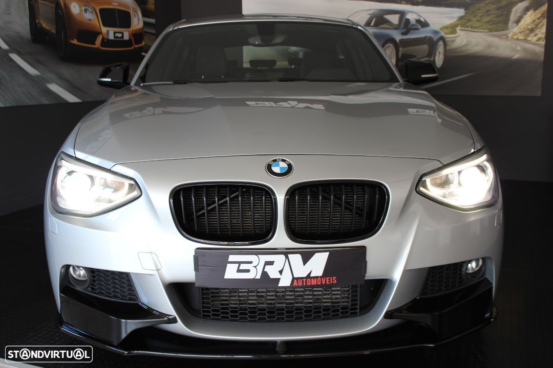 BMW 118 D PACK M PERFORMANCE - 23