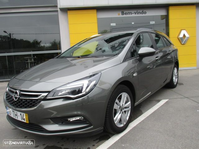 Opel Astra Sports Tourer 1.0 T Edition - 1