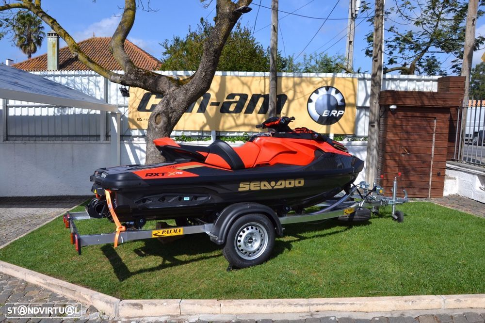 Sea-Doo RXT-300 RS GOLD - 1