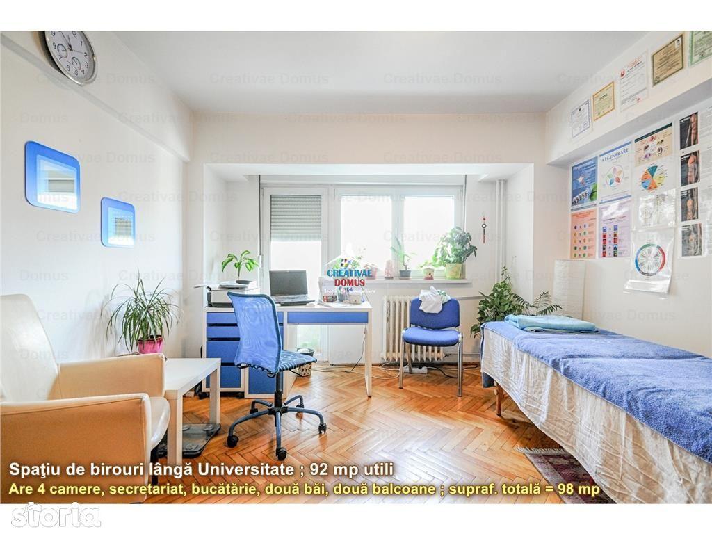 Birou de inchiriat, Bucuresti, Sectorul 1, Universitate - Foto 3