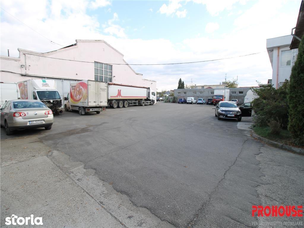 Depozit / Hala de vanzare, Bacău (judet), Strada Luceafărului - Foto 5