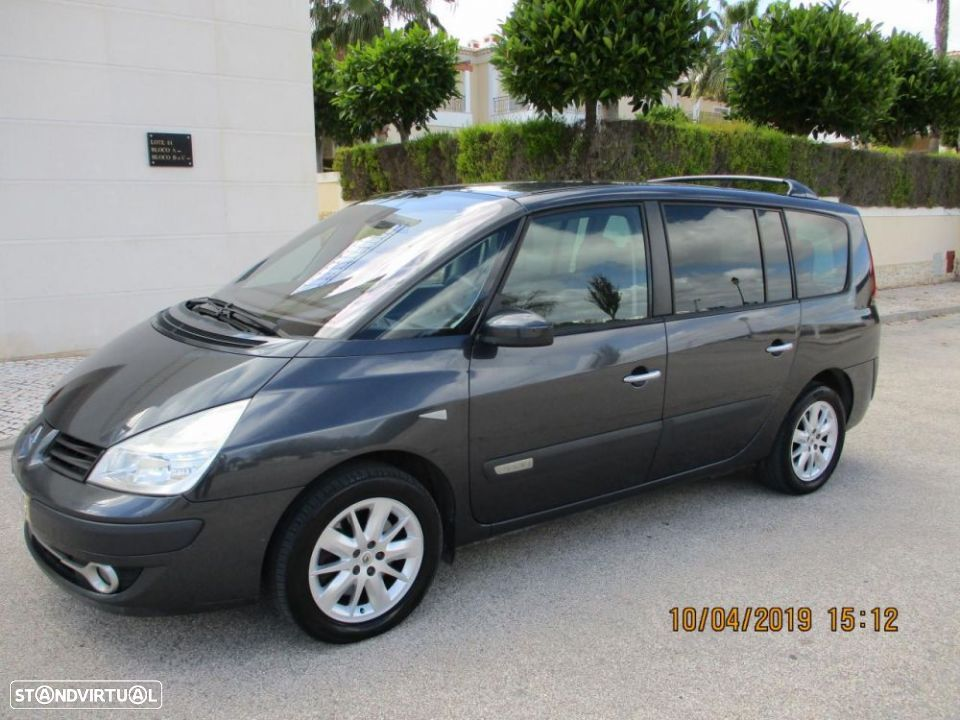 Renault Espace 2.0 dCi Luxe7L - 7