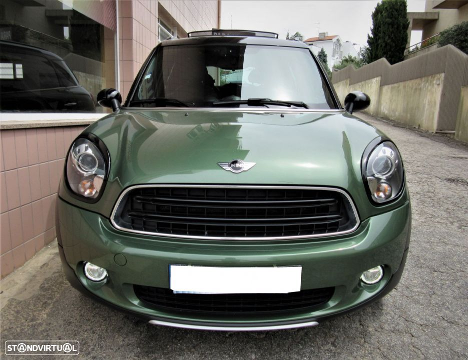 MINI Countryman Cooper D - 15