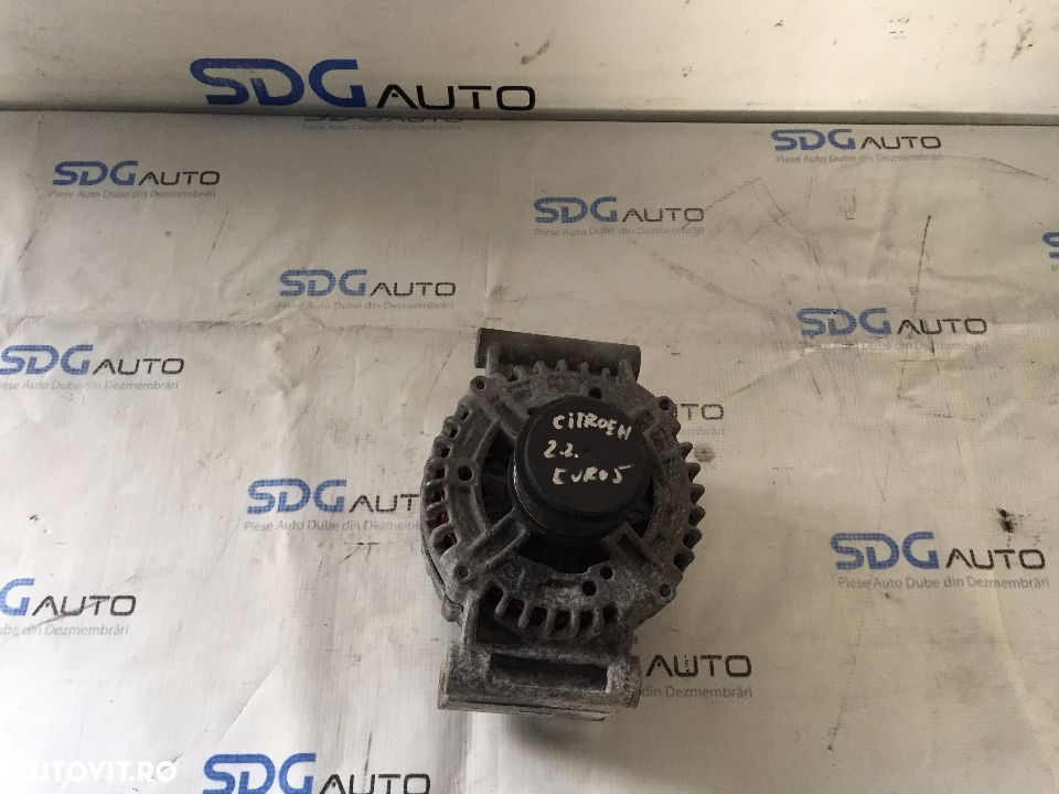 Alternator-Citroen Jumper 2.2 HDI-2012 - 1