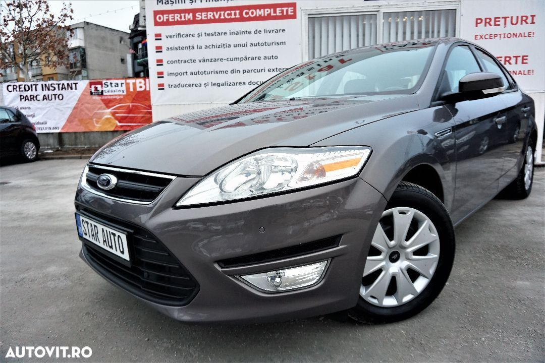 Ford Mondeo Mk4 - 9