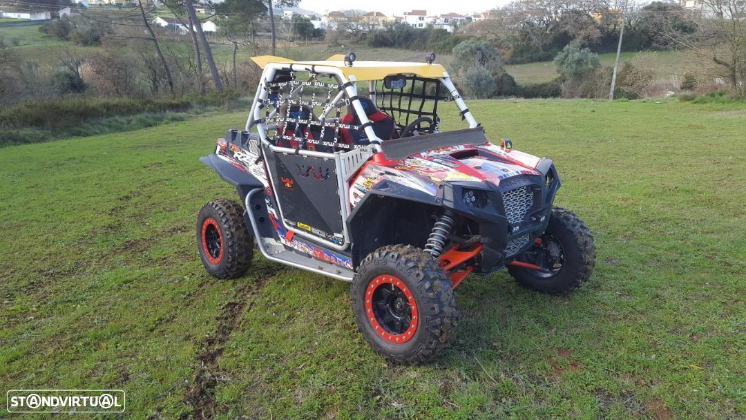 Polaris Ranger  XP 900 RZR - 3