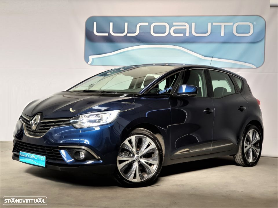 Renault Scénic 1.5 dCi Exclusive EDC - 1