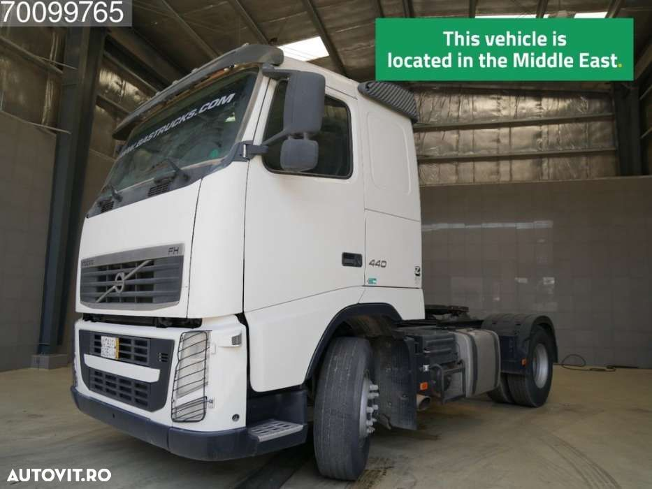 Volvo FH 440 4X2 Manual SteelSuspension Euro 3 - 1