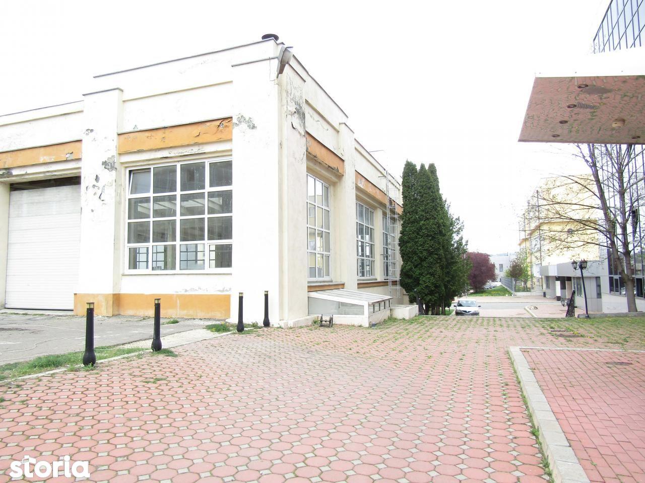 Depozit / Hala de vanzare, Brașov (judet), Astra - Foto 3