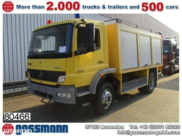 Mercedes-Benz Atego 1325 AF 4x4 Workshop truck - 1