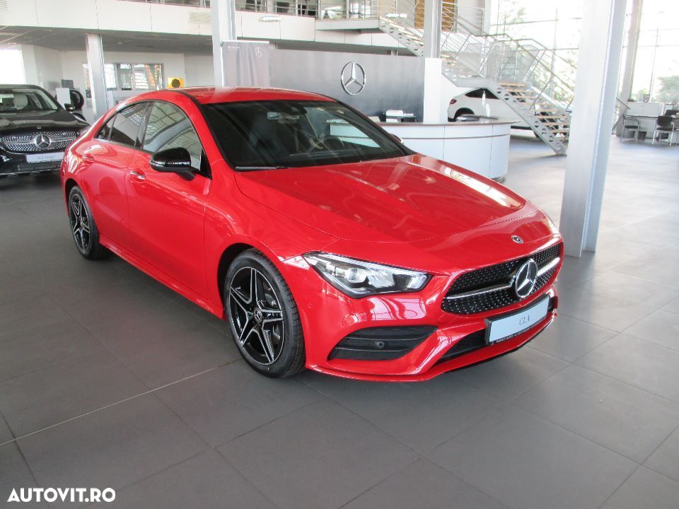 Mercedes-Benz CLA 200 - 1