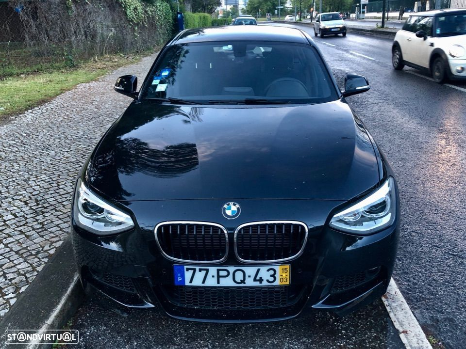 BMW 120 D 5p Pack M Limited Edition - 1