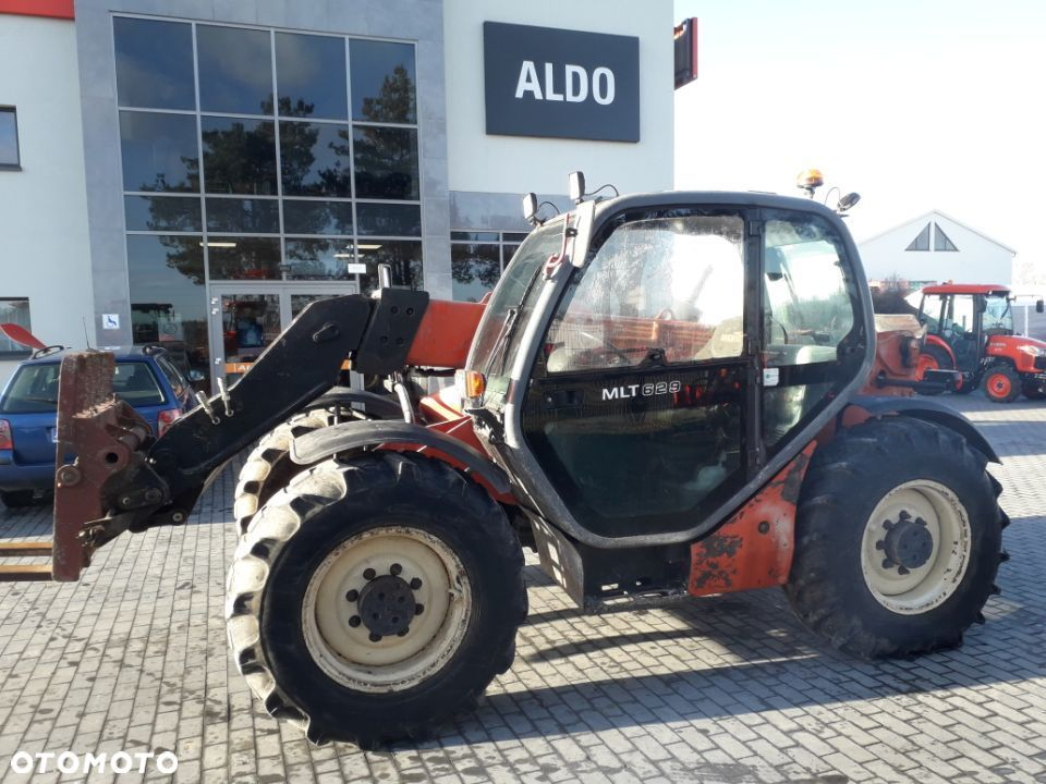 Manitou MLT 629 - 1