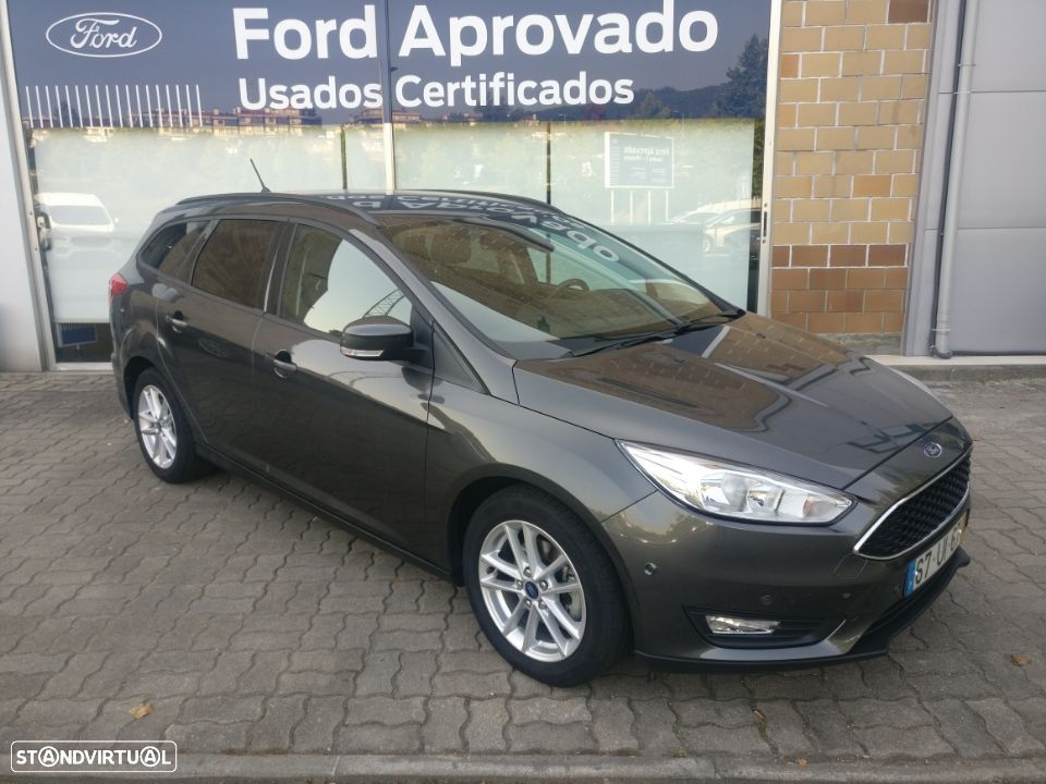Ford Focus SW 1.5TDCi TREND + (Pack Travel) SW - 20