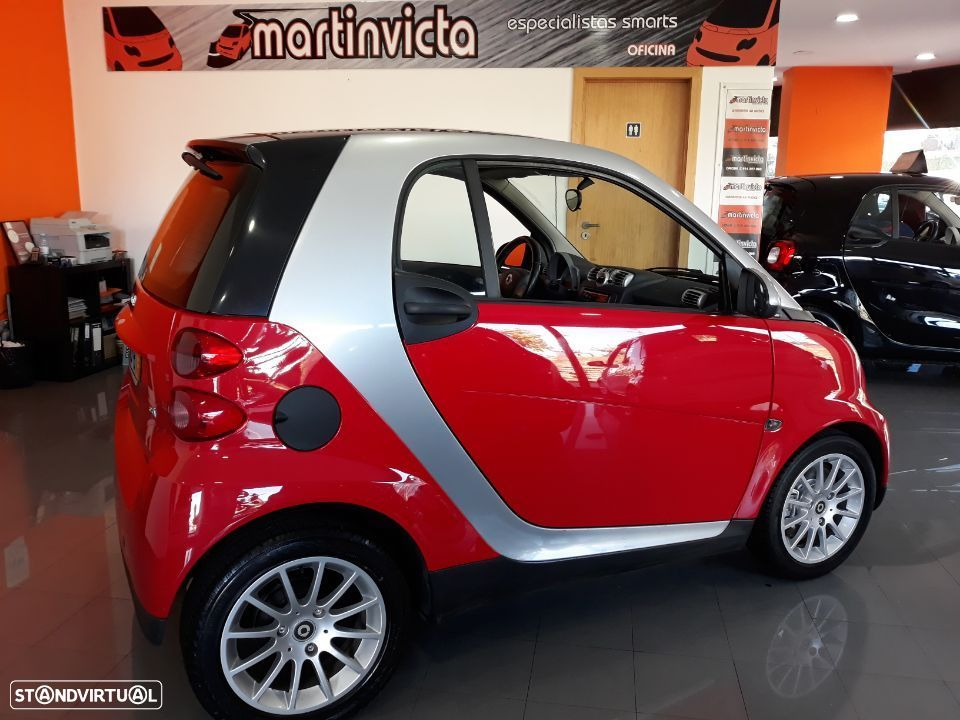 Smart ForTwo Passion - 3