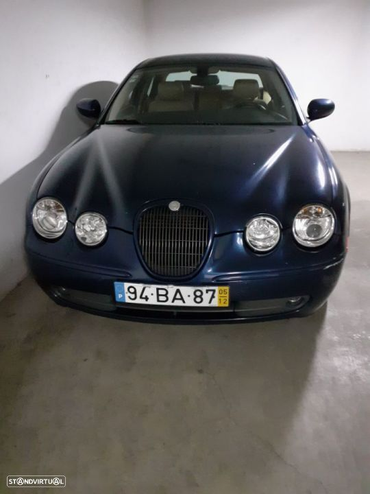 Jaguar S-Type 2.7D - 4