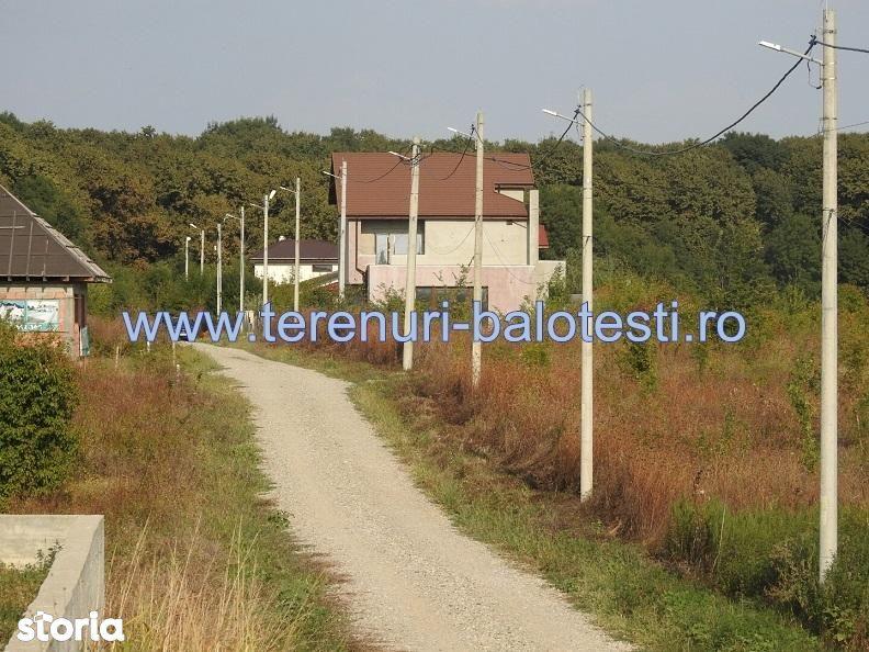 Teren de Vanzare, Ilfov (judet), Baloteşti - Foto 7