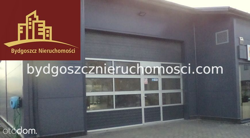 Hala/Magazyn na wynajem, Bydgoszcz, Glinki - Foto 1