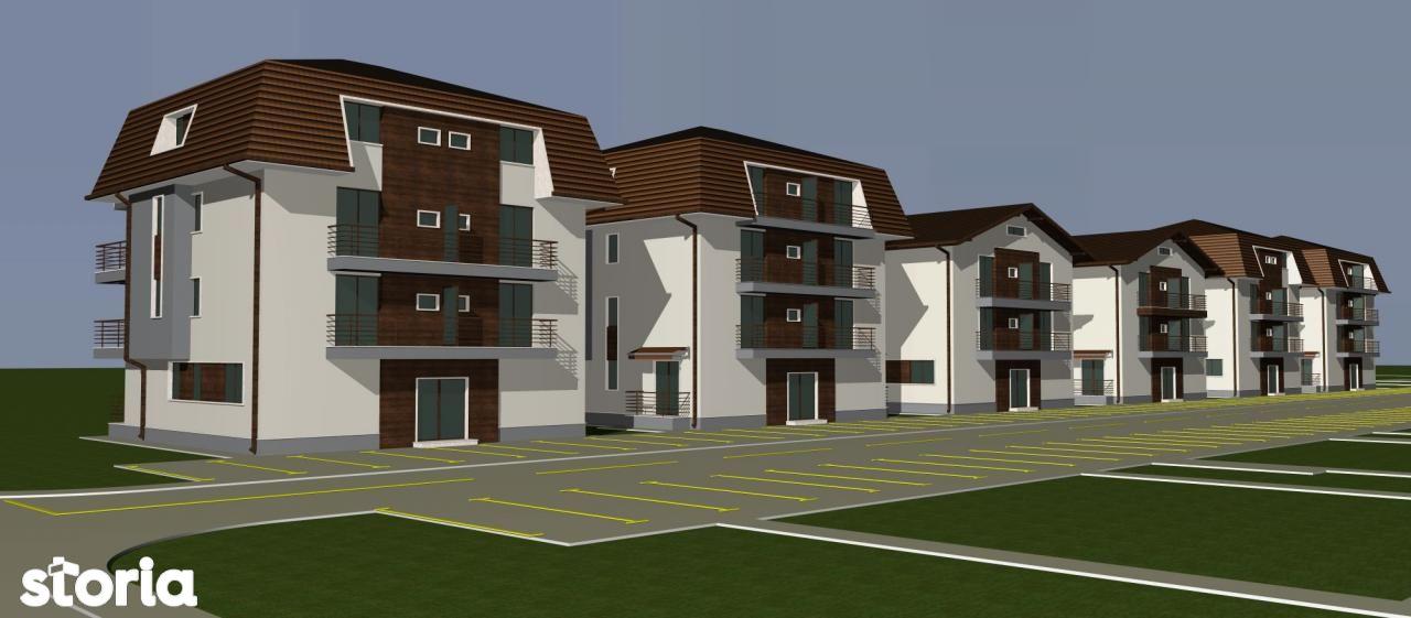 Apartament de vanzare, Ilfov (judet), Strada Leordeni - Foto 2