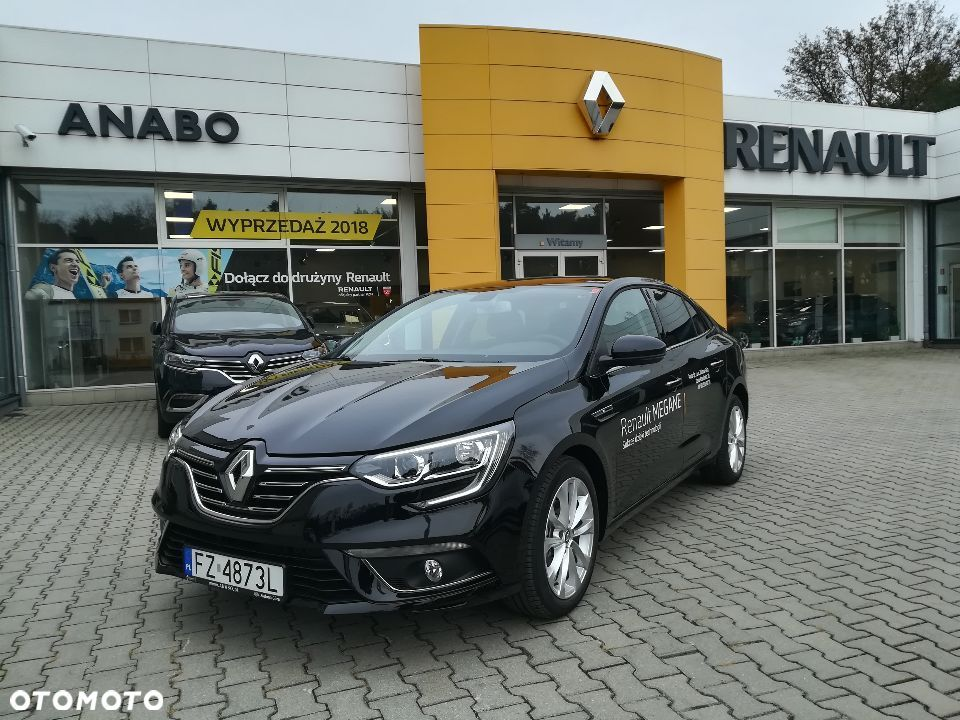 Renault Megane GrandCoupe Intens TCe 140 - 2