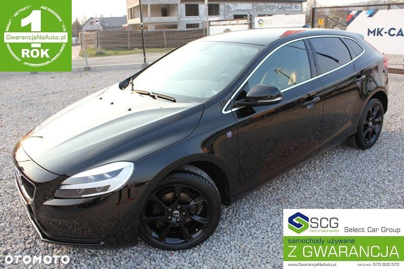 Volvo V40 2.0 D~120KM~OCEAN RACE~FULL LED~Skóra~Navi~Radar~Chromy~Alu - 1