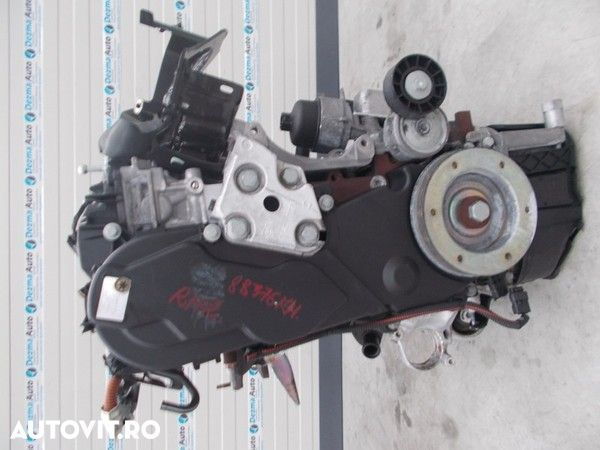 Motor Peugeot 407 coupe 2.0hdi, RHR - 1