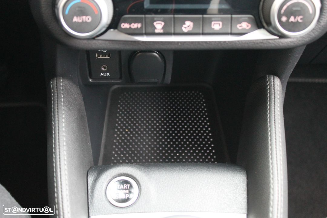 Nissan Micra 0.9 IG-T N-CONNECTA GPS + CHAVE INT. - 17