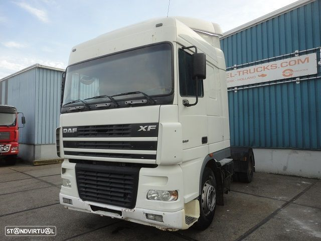 DAF FT XF 95-430 SPACECAB (EURO 3 / AS-TRONIC / ZF INTARDER / AIRCONDITIONING) - 1
