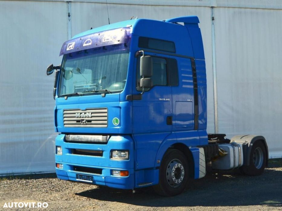 MAN TGA 18.440 XL Euro5 Analog tac - 1