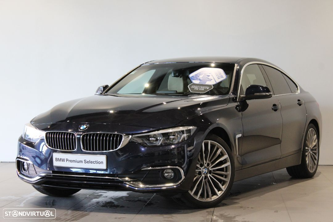 BMW 420 Gran Coupé Auto Line Luxury - 8