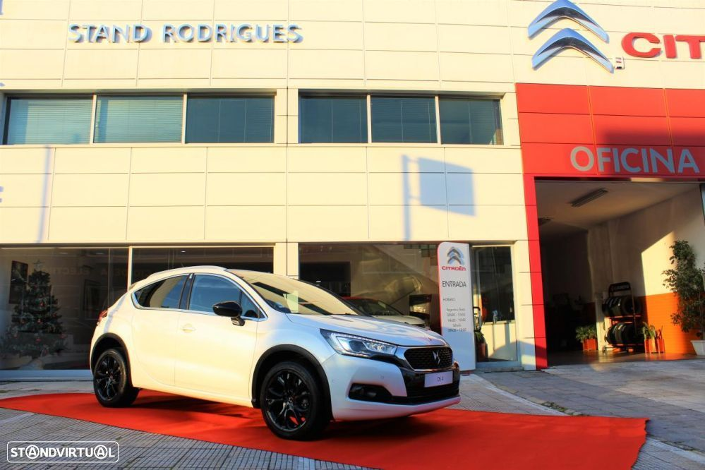 DS DS4 Crossback 1.6 BlueHDi So Chic J18 EAT6 - 1