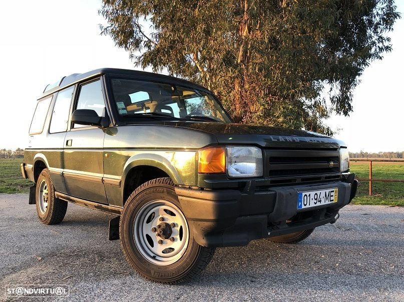 Land Rover Discovery 300 tdi - 1