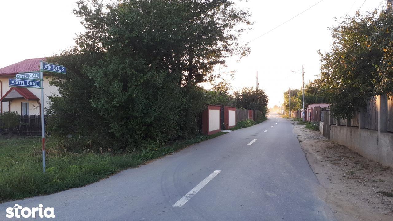 Teren de Vanzare, Ilfov (judet), Vârteju - Foto 3