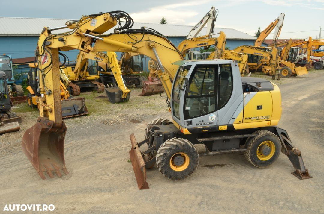 New Holland MH Plus - 1