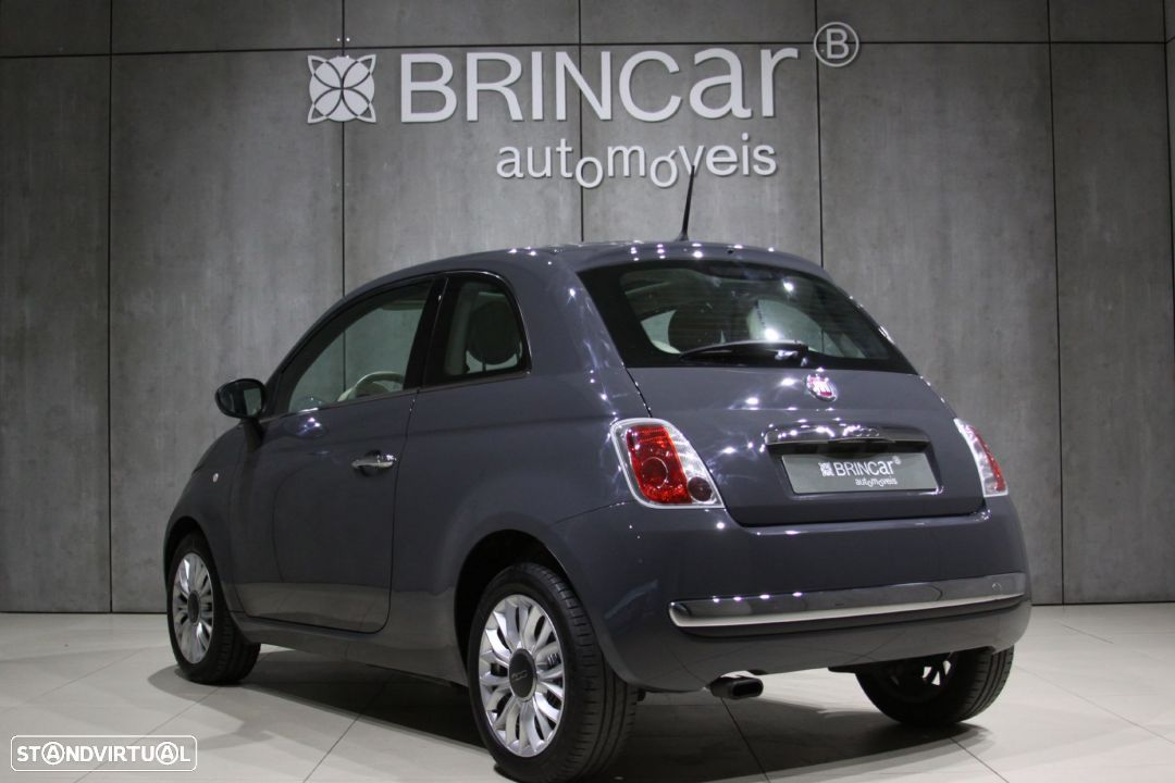 Fiat 500 0.9 8v. Twin Air Lounge - 9
